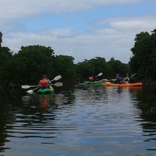 Kayaking Adventure from St Lucia South Africa Activities Things to do