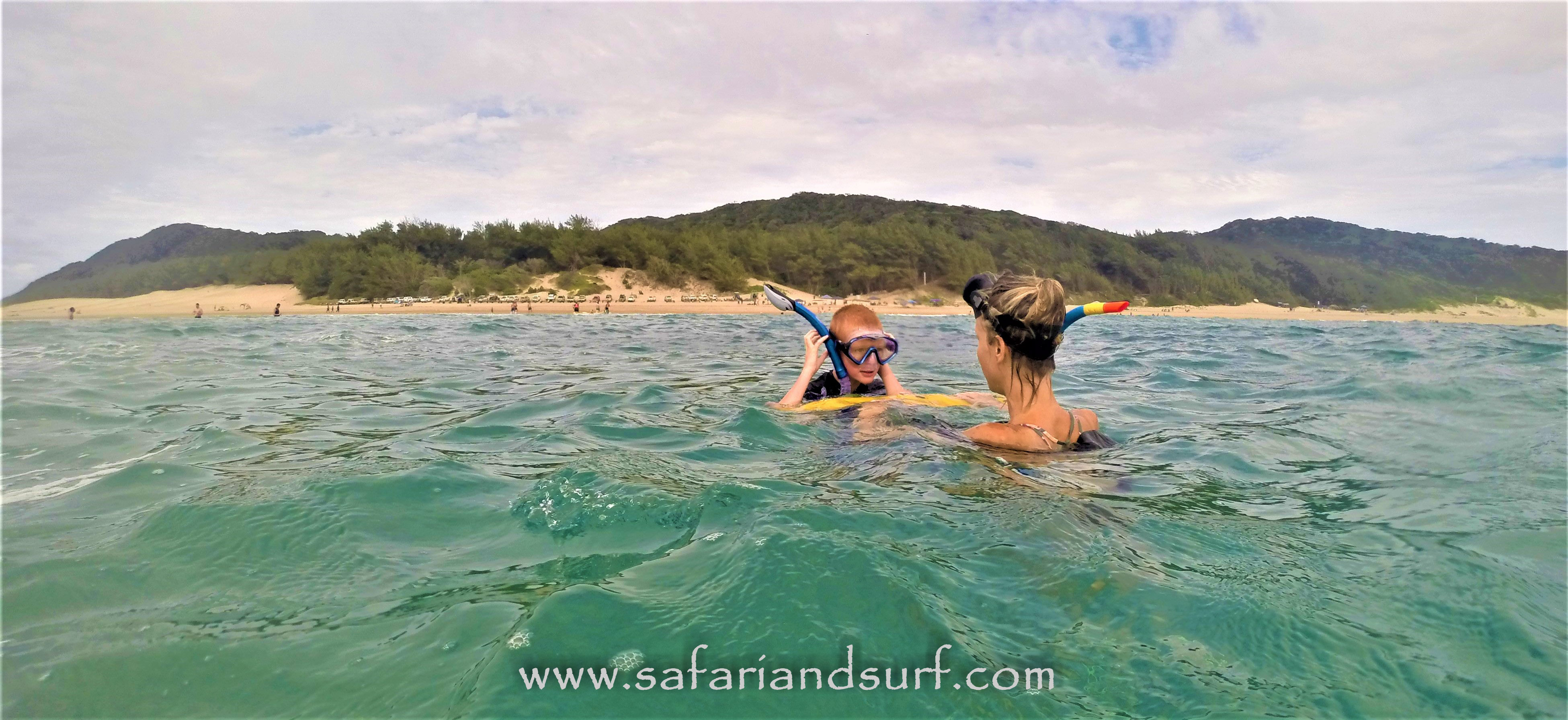 Cape Vidal South Africa Snorkeling