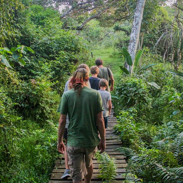 Walking Safari's from St Lucia South Africa Activities Things to do