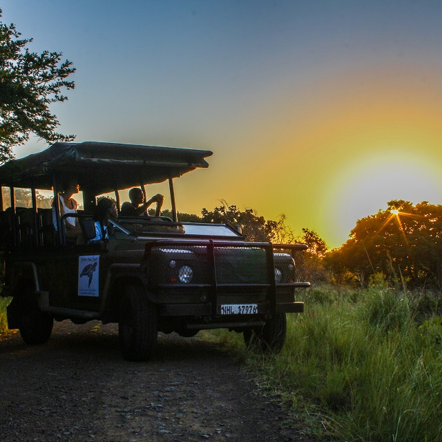 A 3 hour Safari drive into the eastern shores of iSimangaliso Wetland Park from St Lucia, South Africa.