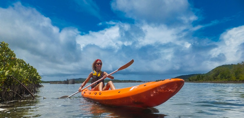 Kayaking and birding tours